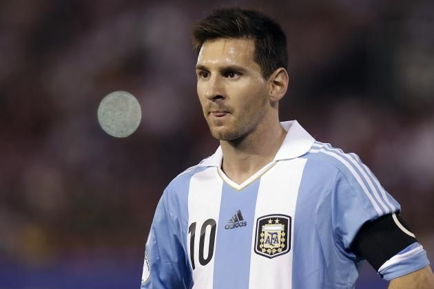messi argentina team brazil 2014 | ... Messi's Argentina to Lose to Brazil at World Cup, Predicts FM 2014
