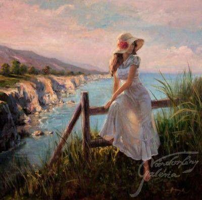 Zoltan Hornyik (1960 - …..) – Pintor Húngaro_1