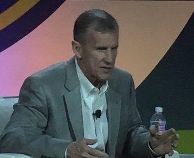"""Adaptable beats efficient!"" General Stanley McChrystal, closing keynote speech #asugsvsummit #allthebuzz @agilix - Twitter Search"