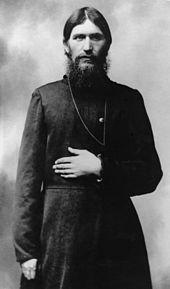 Grigori Yefímovich Rasputín (en ruso: Григо́рий Ефи́мович Распу́тин) (10 de enerojul./ 22 de enero de 1869greg.-17 de diciembrejul./ 30 de diciembre de 1916greg.) fue un místico ruso con una gran influencia en los últimos días de la Dinastía Romanov. Grigori Rasputín - Wikipedia