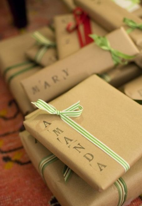 personalized wrap.