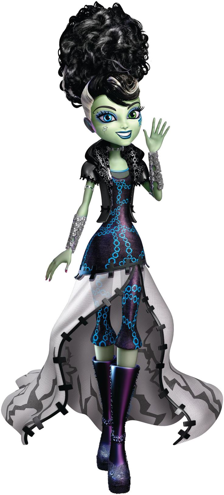 Frankie stein ghouls rule 3D | Monster high - movies ... - photo#29