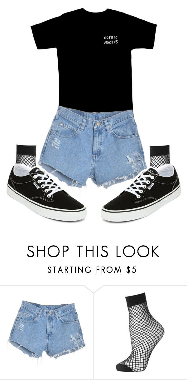 """"""""""" by sydthekyd01 on Polyvore featuring Topshop and Vans"""