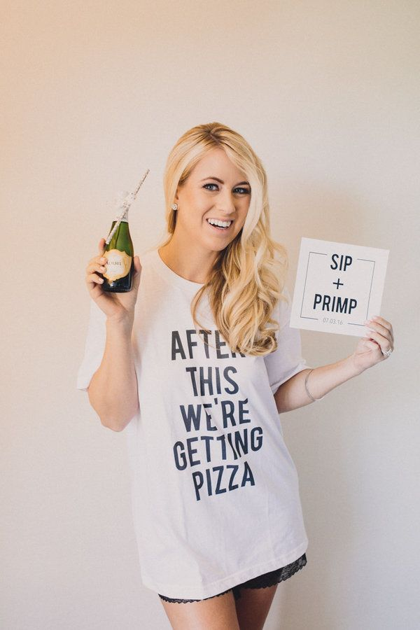 Amazing wedding ideas for couples obsessed with pizza