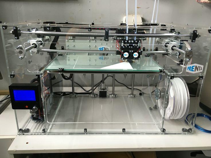 Prenta XL Duo 3D-tulostin.