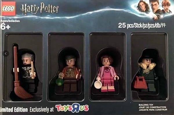 Chez Toys R Us Trois Packs De Minifigs Exclusifs Harry Potter Avengers Et Ninjago Hoth Bricks Harry Potter Toys R Us Avengers