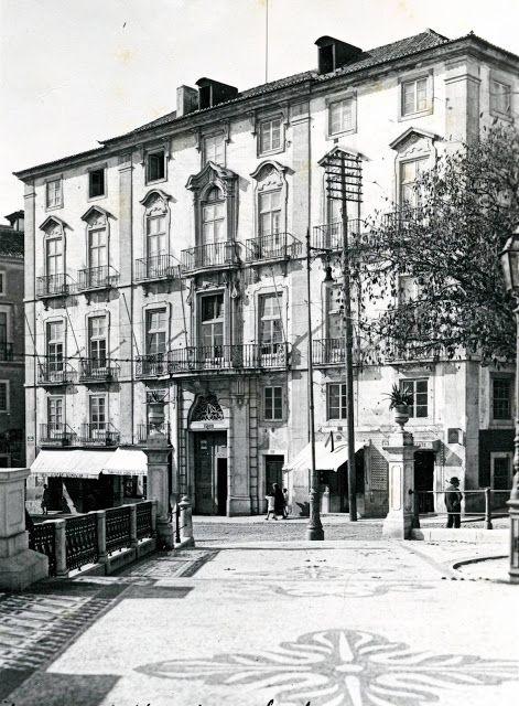 Rua de S.Pedro de Alcântara