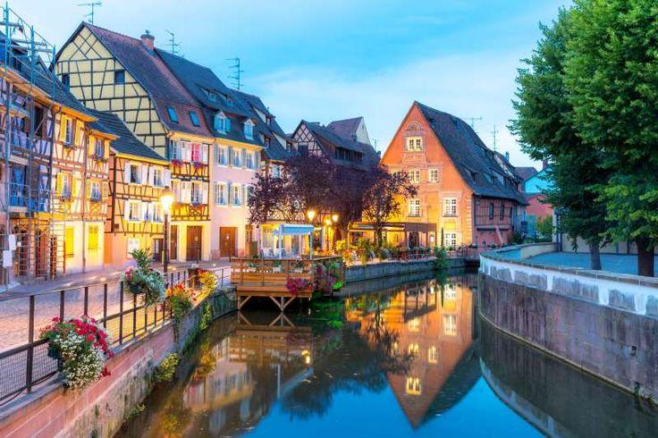 As pequenas cidades mais encantadoras do mundo