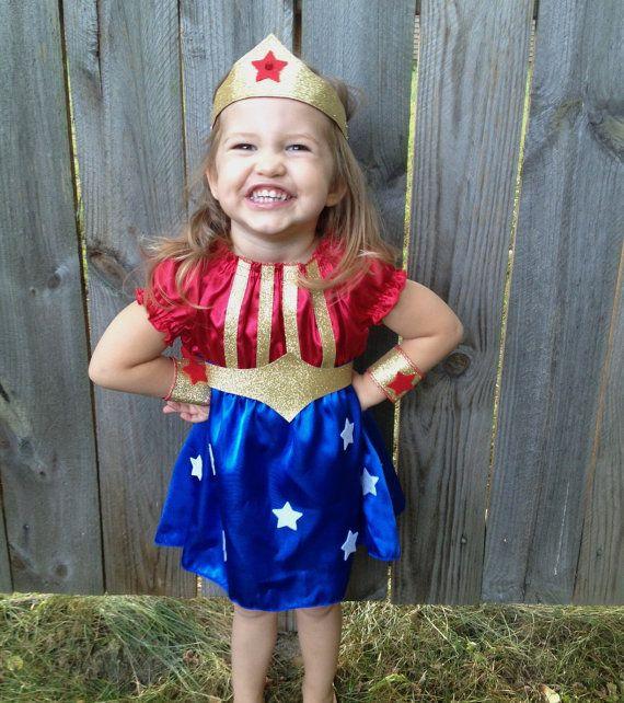 Wonder woman costume headband-3066