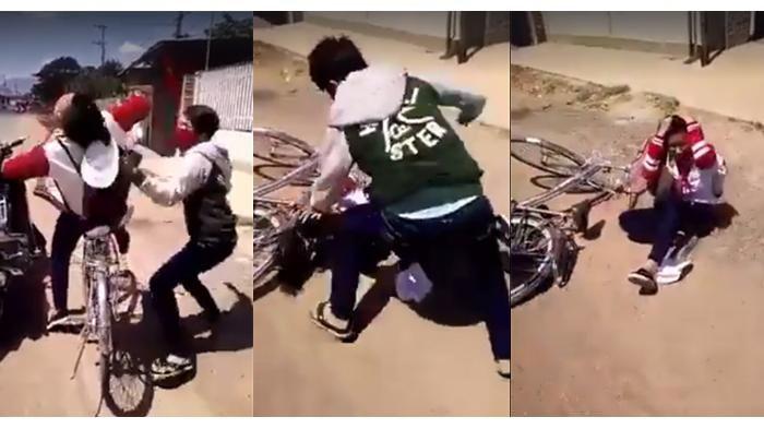 Video Kekerasan - Hati-hati Girls! Peristiwa Di Cuplikan Ini Bisa Terjadi Kepada…