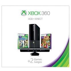XBOX 360 Kinect Bundle w/ Kinect Sports & Kinect Adventures Plus 1-Month of Xbox Live Gold at Target Black Friday