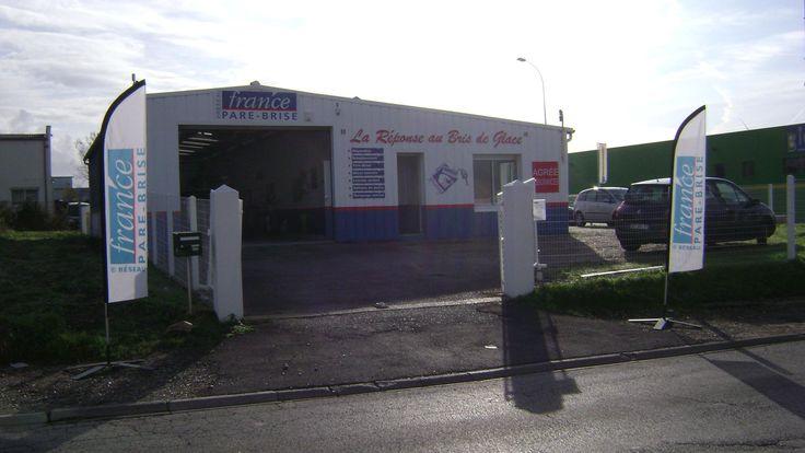 Réparation d'impact, remplacement de pare brise cassé fissuré - France Pare Brise à Abbeville (80100) - Informations du centre