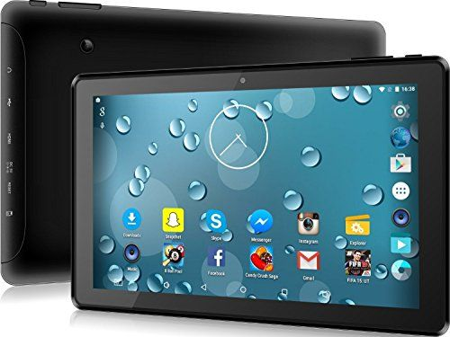 Tablette 10 pouces Android 5.1 – Tablette Tactile – Quad Core – HDMI – GPS – 16 Go de mémoire – Bluetooth – 1GB Go de RAM – écran HD 1024 x…