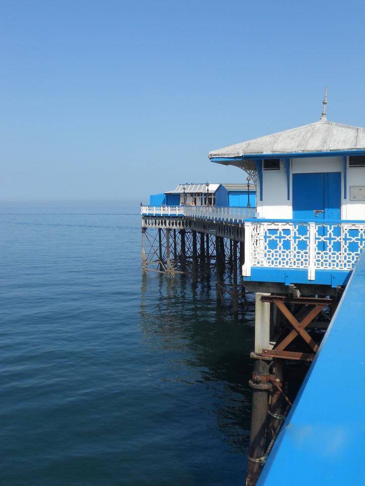 Llandudno Pier  (Found on google)