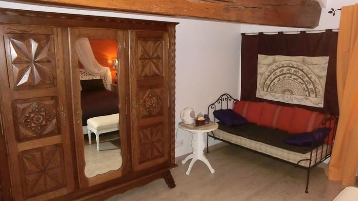 Chambre dhôtes 16G9443 à Ste severe (Charente) - Warnakula Dinusha - La fontenelle