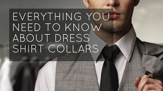 All you need to know about dress shirt collars by Robinson's Shoes