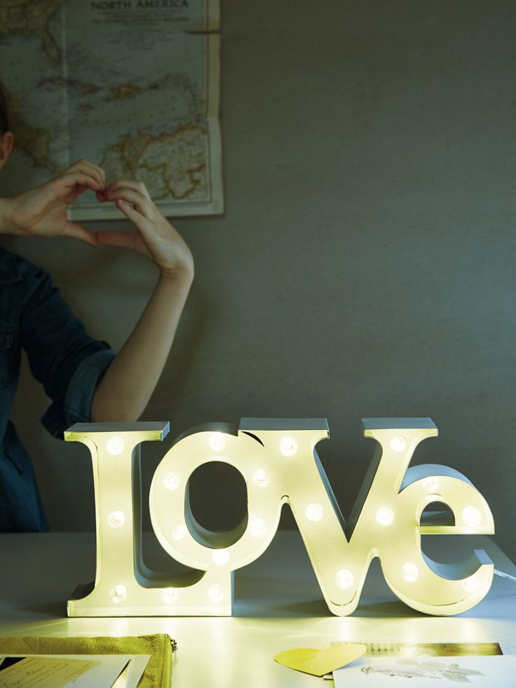 NEW LOVE Light Cox & Cox