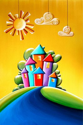 Sunshine Day - Cindy Thornton