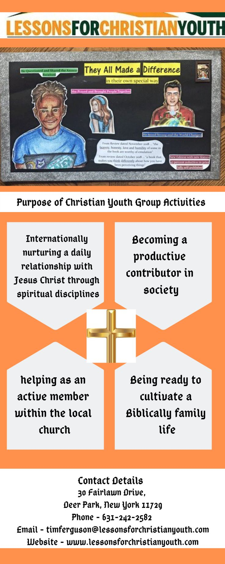 Youth Group Game and Lesson on Purpose - Junior High Ministry