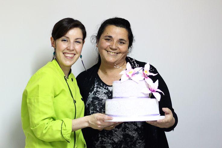 Alumna ganadora de torta 2