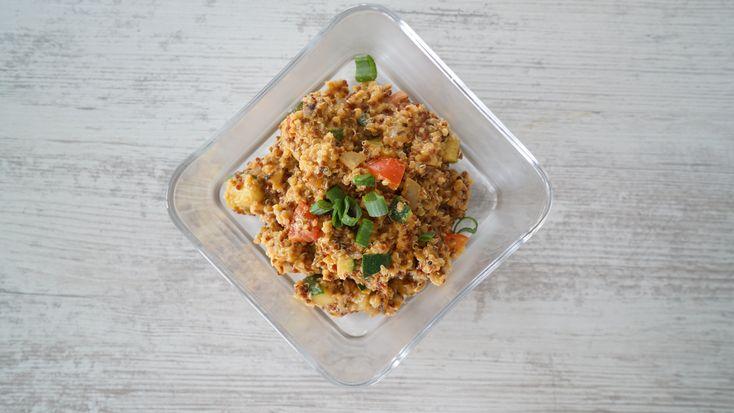 Qinoa Salat