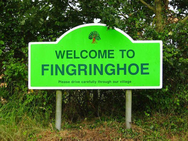 Pin by deborah williams on Hilarious Street Names  | Funny road