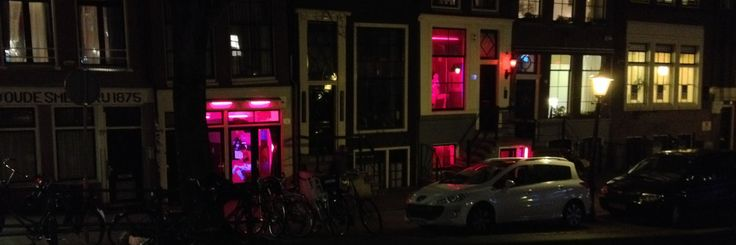 Red Light District: A Prostituição Legalizada em Amsterdam