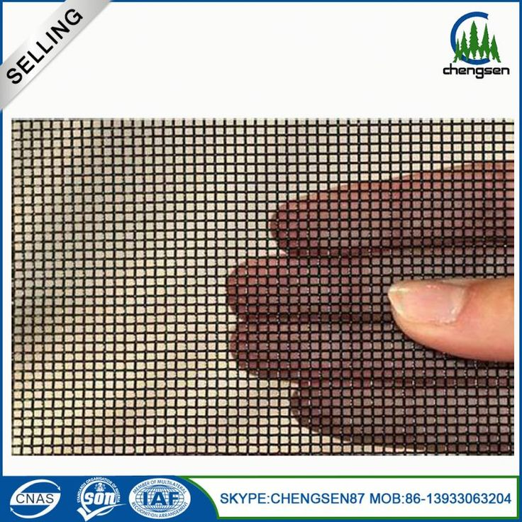 soil laboratory equipment micron stainless steel woven wire mesh screen
