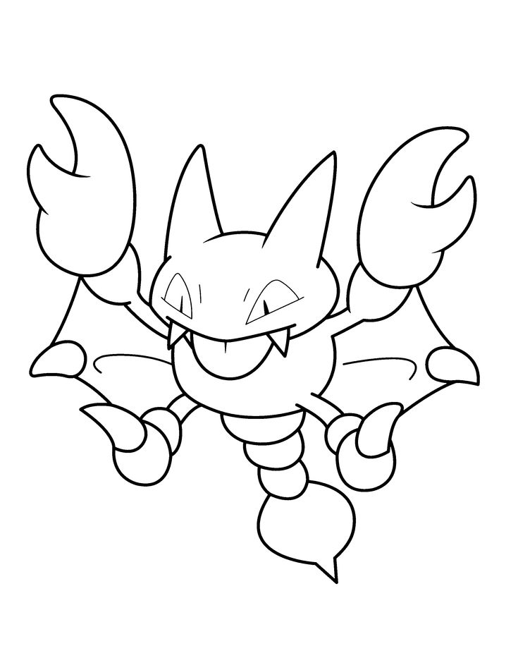 296 best Coloring ~ Pokemon images on Pinterest | Coloring books ...