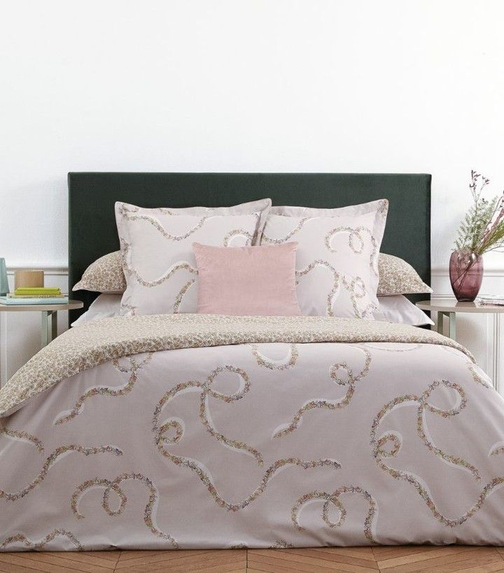 Yves Delorme Galons Housewife Pillowcase 50cm X 75cm Sponsored Sponsored Galons Housewife Yves Bed Spreads Double Duvet Covers Flower Garlands
