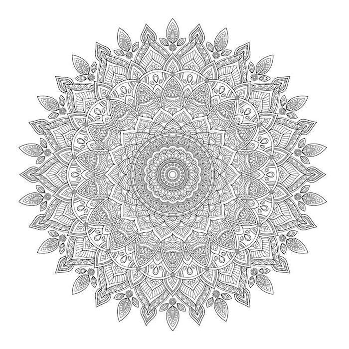 1001 Coole Mandalas Zum Ausdrucken Und Ausmalen Mandalas Zum Ausdrucken Mandala Zum Ausdrucken Mandala Malen Anleitung