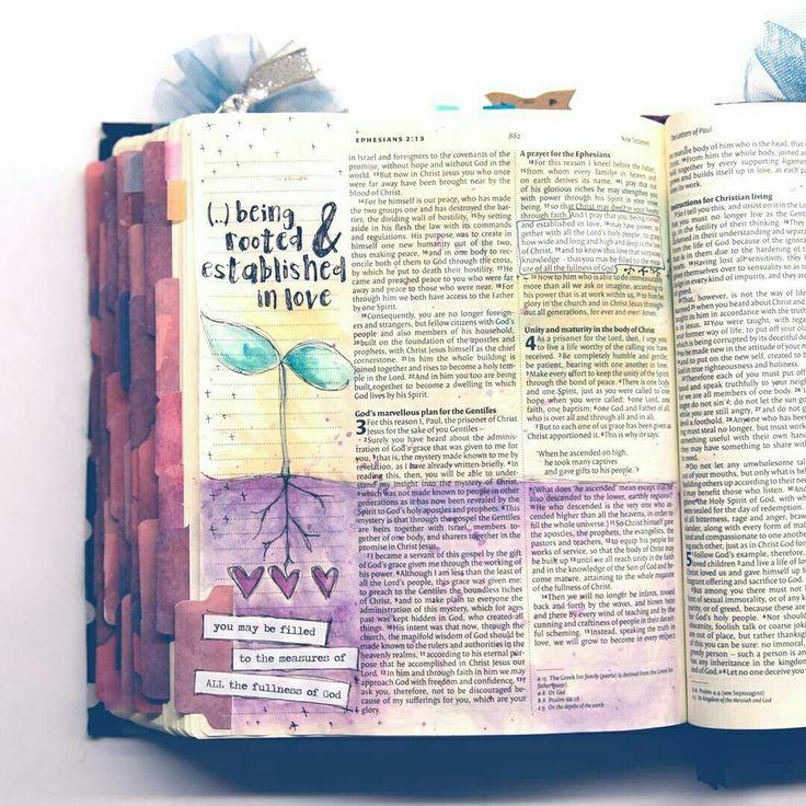 Ephesians 3:18-19 @ikmetliefde