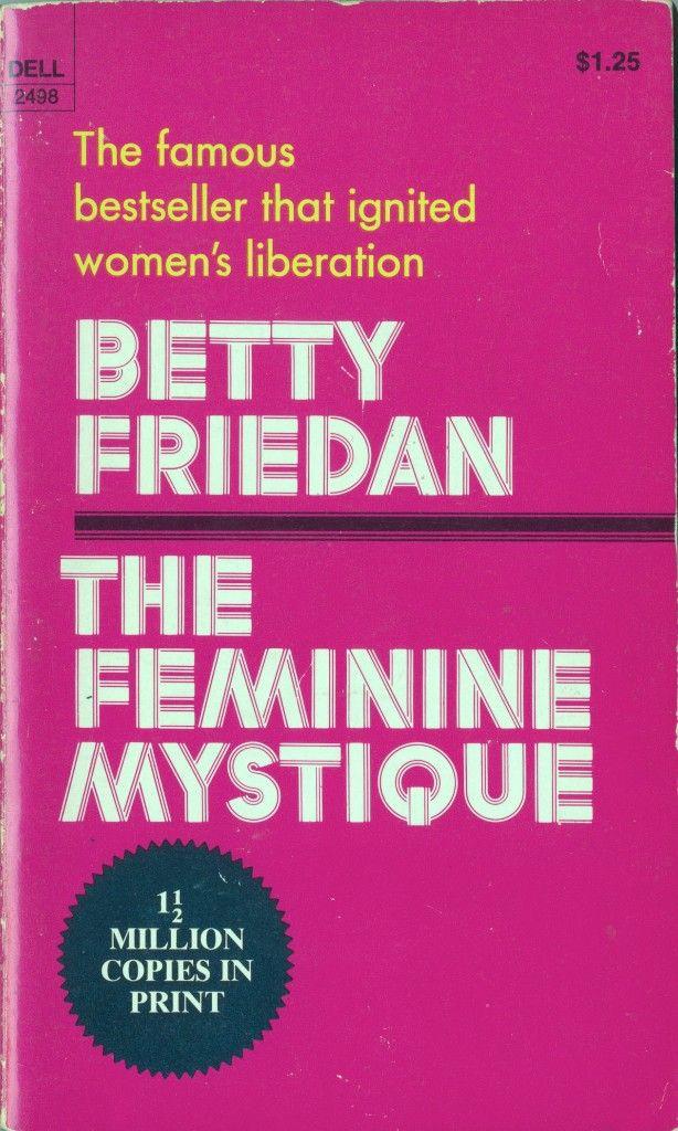 feminine mystique feminismo