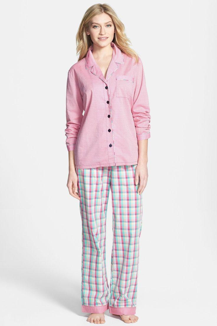 Nordstrom 'Swiss Dot' Pajamas by Nordstrom on @nordstrom_rack