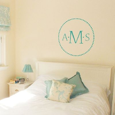 awwww. sooo sweet for a master bedroom.