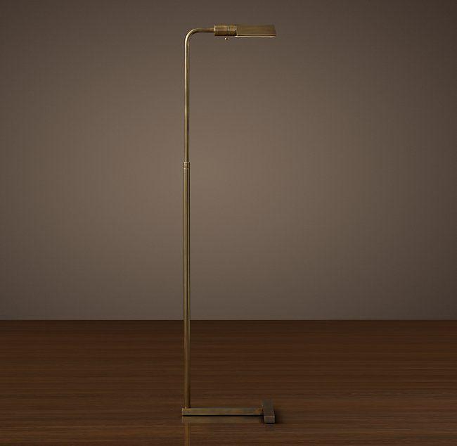 1960S Liseuse Task Floor Lamp