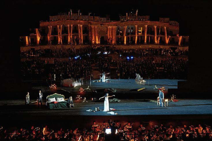 traviata at Macerata Festival