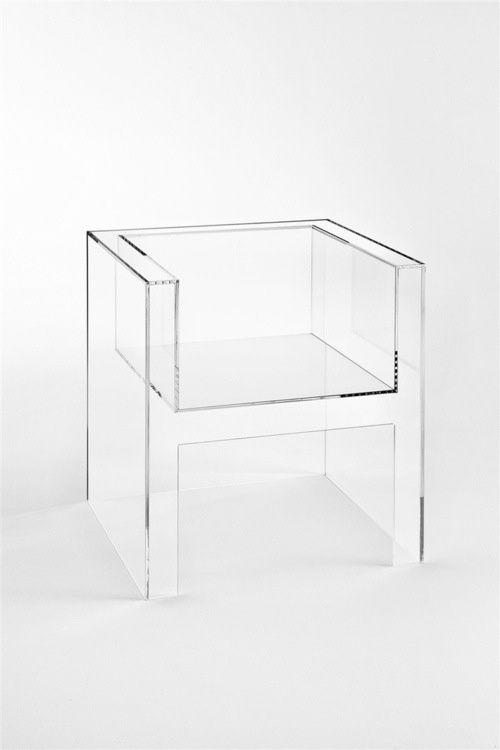 The Invisibles Light armchair - Tokujin Yoshioka - #furniture