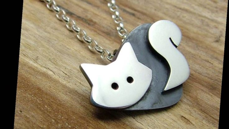 Handmade Sterling Silver Animal Necklaces…