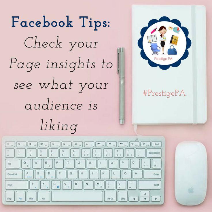 Facebook Tips http://www.prestige-pa.com