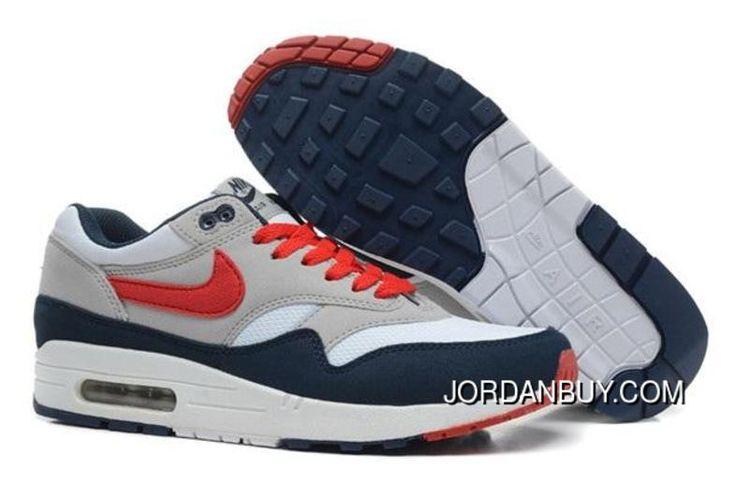http://www.jordanbuy.com/original-nike-air-max-1-87-mens-shoes-2014-new-grey-blue-orange-shoes-online.html ORIGINAL NIKE AIR MAX 1 87 MENS SHOES 2014 NEW GREY BLUE ORANGE SHOES ONLINE Only $85.00 , Free Shipping!