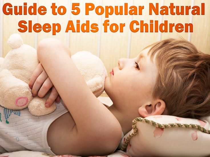 Guide to 5 Popular Natural Sleep Aids for Children #troublesleeping #insomnia #howtosleepbetter #naturalsleepaid #sleepaid #allaboutsleepaids