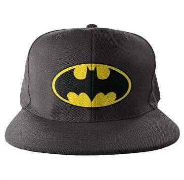 Batman Signal Logo Snapback