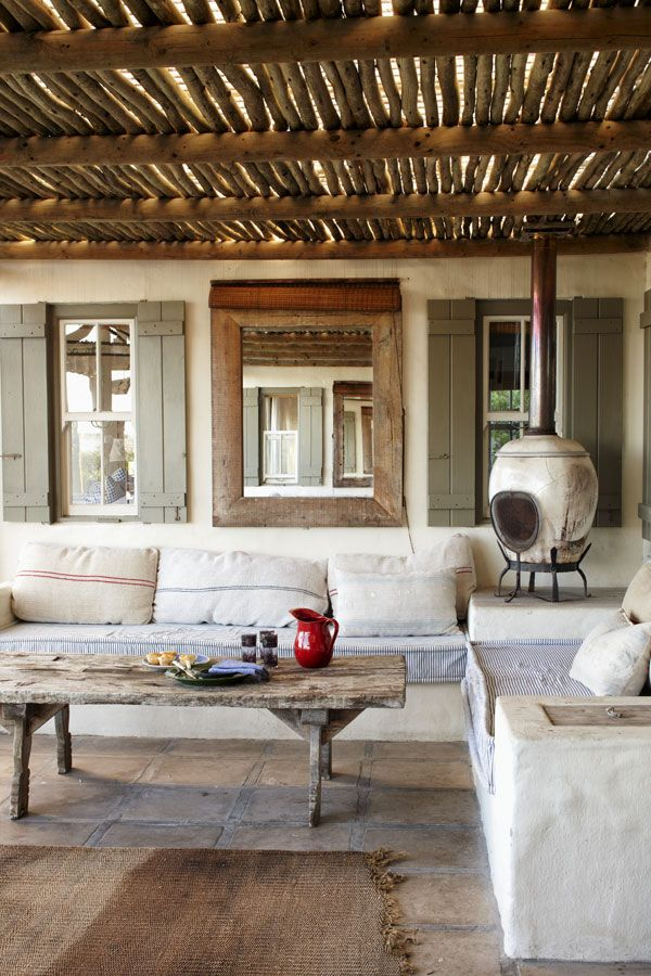 Perfect South African Patios