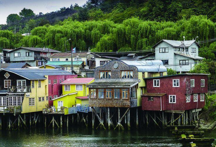 Middle Earth, on Chile's Chiloe Island - Fredericksburg.com: Entertainment