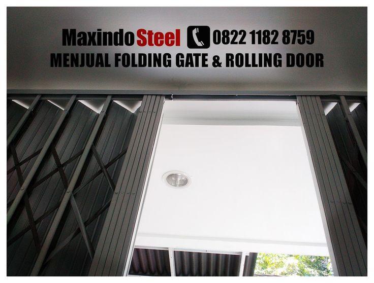 Hasil gambar untuk rolling door bekasi