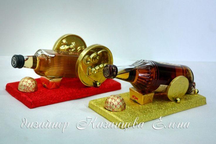 Gallery.ru / Фото #1 - шоколадки, миники, презенты, оформление подарков - kazantceva