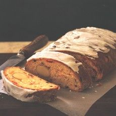 Stollen is that perfect Christmas treat, a great alternative for those who dislike the heavier English fare of Christmas pudding and rich cake. It tastes fantastic toasted with a glass of mulled wine, and is very easy to make.