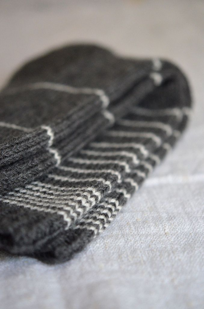 horizon socks_145   by coco knits