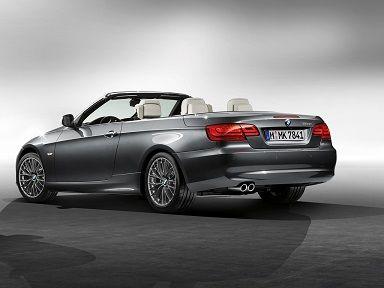 BMW 325i Cabrio Edition Exclusive (2011).